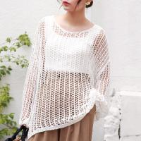 crochet summer knit[4672C]